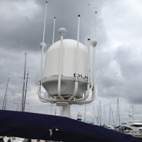antenne boot
